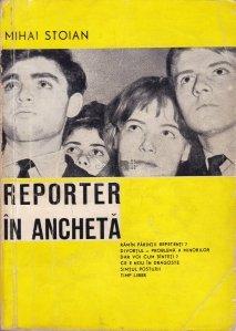 Reporter in ancheta