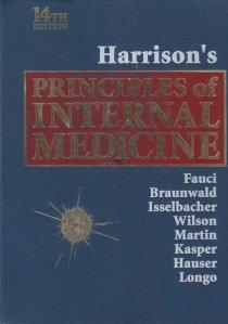 Harrison's Principles of Internal Medicine / Principiile lui Harrison despre medicina interna