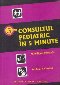 Consultul pediatric in 5 minute