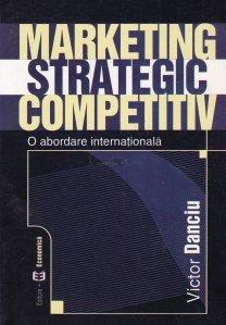 Marketing strategic competitiv