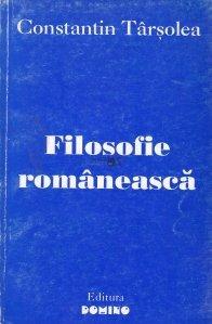 Filosofie romaneasca