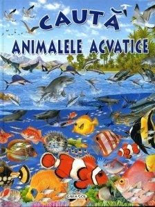 Cauta animale acvatice
