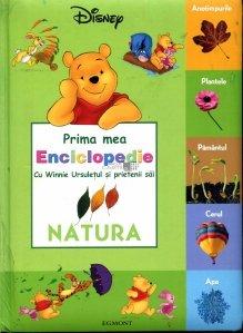 Prima mea enciclopedie cu Winnie Ursuletul si prietenii sai