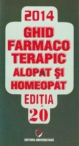Ghid farmacoterapic alopat si homeopat
