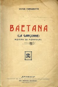 Baetana / La Garconne