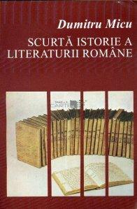 Scurta istorie a literaturii romane