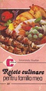 Retete culinare pentru familia mea