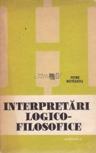 Interpretari logico-filosofice