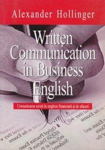 Written Communication in Business English