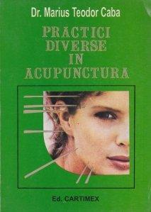 Practici diverse in acupunctura