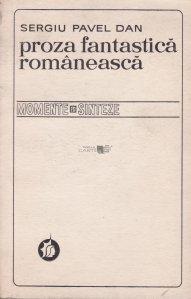 Proza fantastica romaneasca