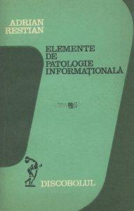 Elemente de patologie informationala