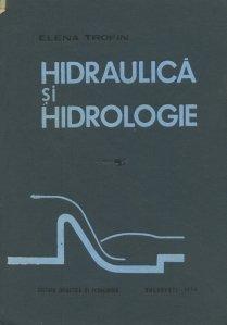 Hidraulica si hidrologie