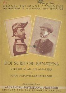 Doi scriitori banateni