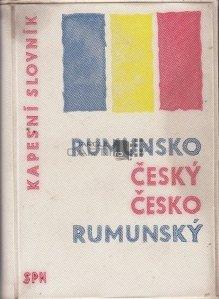 Rumunsko-cesky, cesky-rumunsky kapesni slovnik / Dictionar de buzunar romin-ceh, ceh-romin