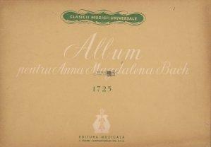 Album pentru Anna Magdalena Bach (1725)
