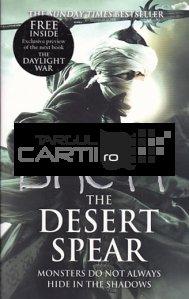 The Desert Spear / Sulita din desert