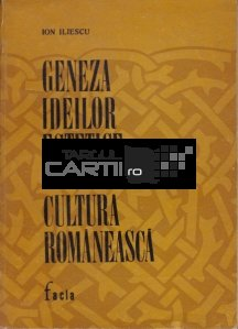 Geneza ideilor estetice in cultura romaneasca