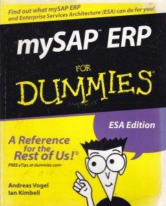 My SAP ERP For Dummies