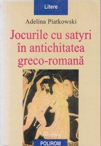 Jocurile cu satyri in antichitatea greco-romana