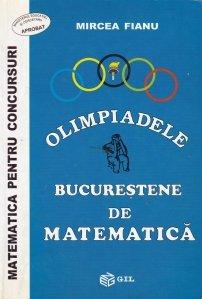 Olimpiadele bucurestene de matematica