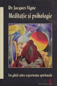 Meditatie si psihologie