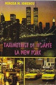 Taximetrist de noapte la New York