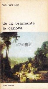De la Bramante la Canova