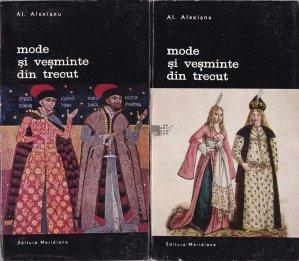 Mode si vesminte din trecut
