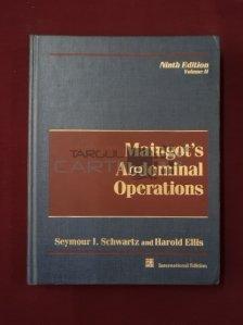 Maingot`s Abdominal Operations