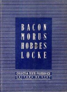 Bacon. Morus. Hobbes. Locke