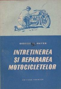 Intretinerea si repararea motocicletelor