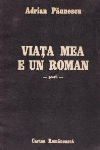 Viata mea e un roman