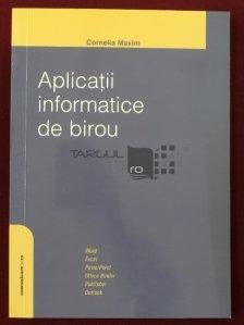 Aplicatii imformatice de birou