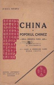 China si poporul chinez - dela origina pana azi -