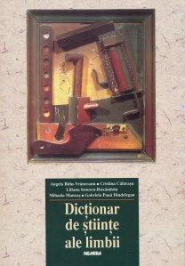 Dictionar de stiinte ale limbii