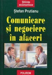 Comunicare si negociere in afaceri