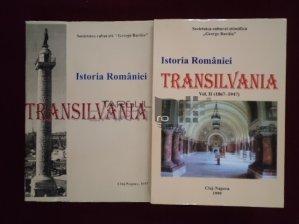 Istoria Romaniei Transilvania