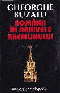 Romanii in arhivele Kremlinului