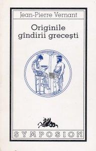 Originile gindirii grecesti