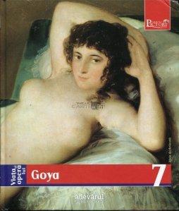 Viata si opera lui Goya