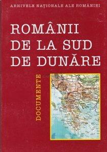 Romanii de la sud de Dunare