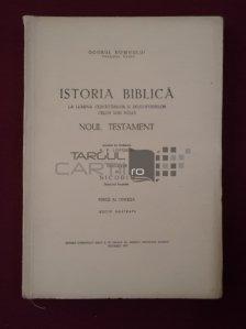 Istoria Biblica  la lumina cercetarilor si descoperirilor celor mai noua  - Noul Testament Tom V