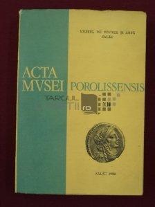 Acta Musei Porolissensis XII