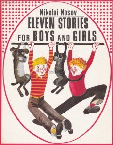 Eleven stories for boys and girls