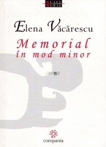 Memorial in mod minor