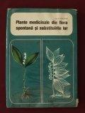 Plante medicinale din flora spontana si substituirile lor