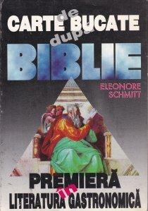Carte de bucate dupa Biblie