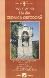 File din cronica ortodoxa