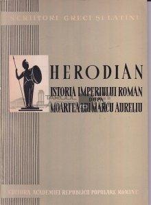 Istoria Imperiului Roman dupa moartea lui Marcu Aureliu